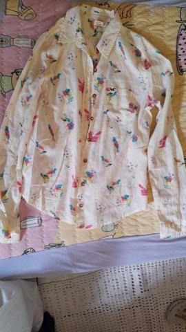 Camisa Social Feminina - Foto 4