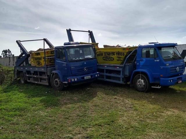 Caminhão poliguindaste broock - Foto 2