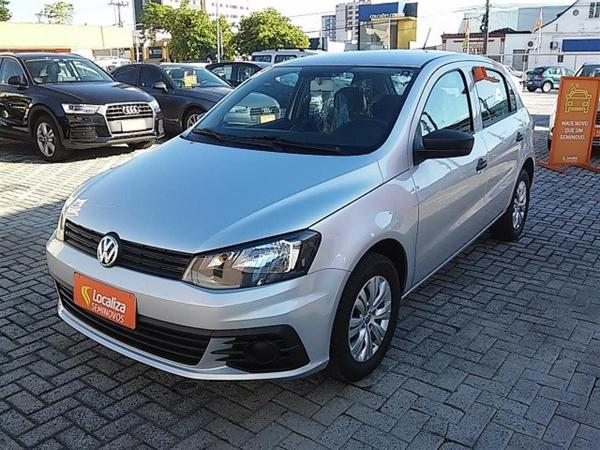 VOLKSWAGEN GOL 2018/2019 1.6 MSI TOTALFLEX 4P MANUAL - Foto 3