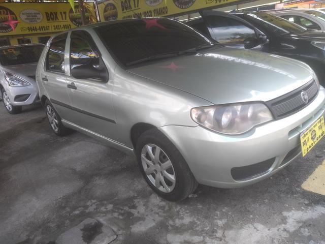 FIAT PALIO PITBULL COMPLETO COM GNV ENT 5.000+48x 339,00 fixas no cdc - Foto 2