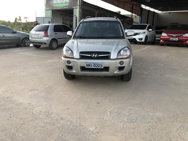 Hyundai/ tucson gls automático 2012