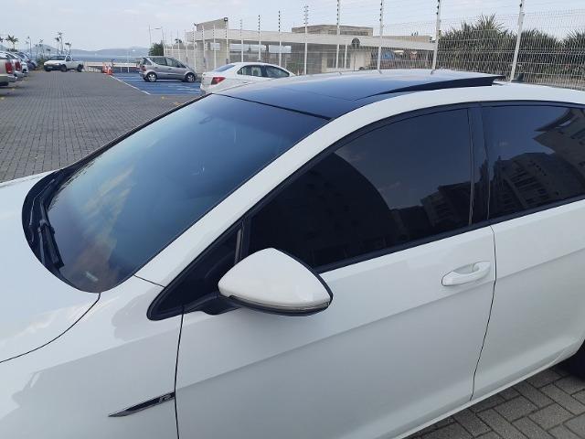 VW Golf Highline 1.4 TSI - com Teto Solar - pacote premium - Aceito Troca - Foto 2