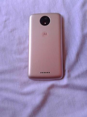 Motorola moto c PLUS semi-novo - Foto 2