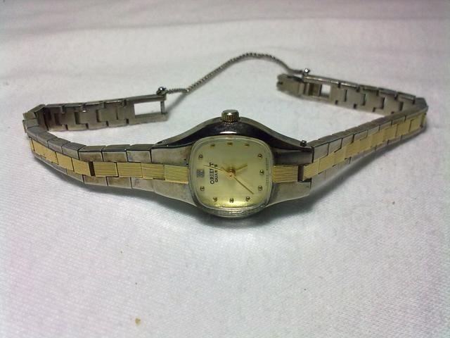 Relógio Edox e Orient Quartz - Foto 4