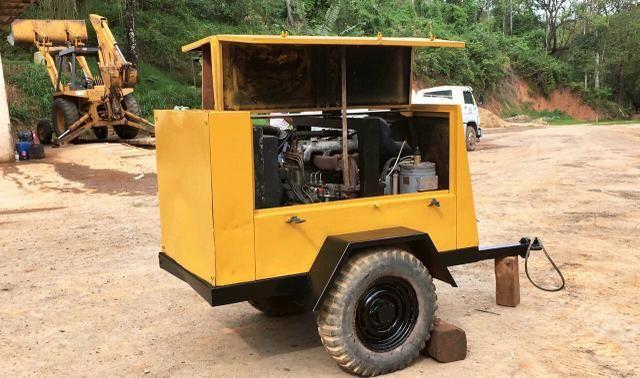 Compressor de ar modelo xas 76 - Foto 5