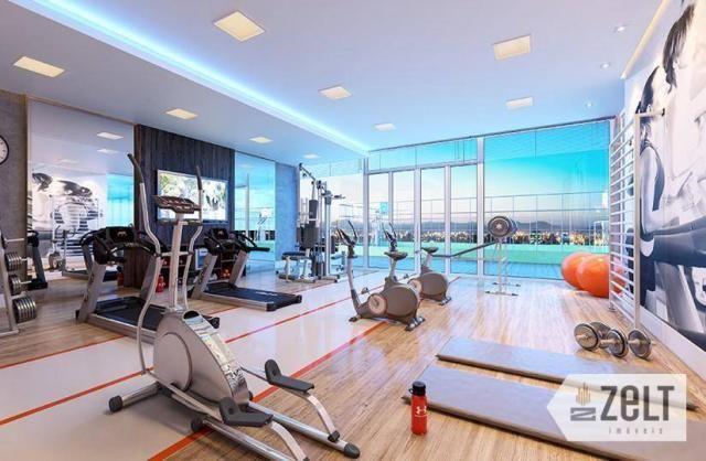 Apartamento com 3 dormitórios à venda, 139 m² por R$ 1.700.000,00 - Centro - Balneário Cam - Foto 2