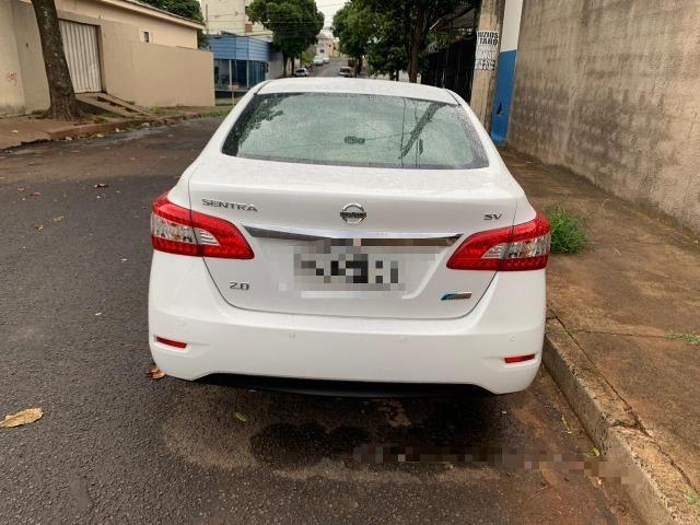 Nissan sentra 2013/2014 sv flex automático - Foto 4