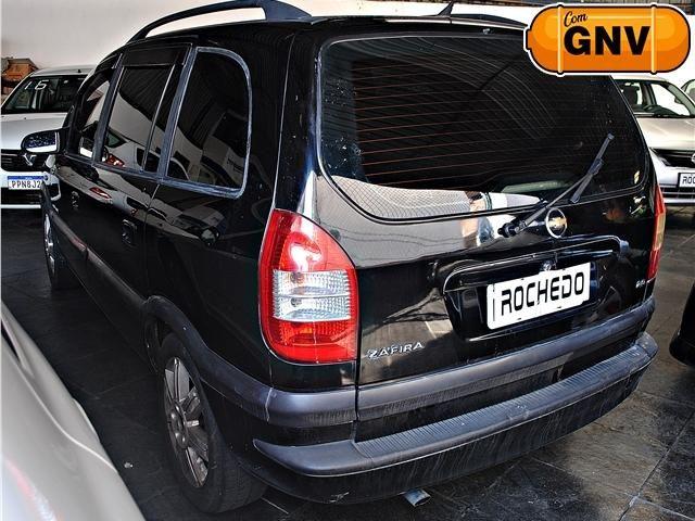 Chevrolet Zafira 2.0 mpfi elegance 8v flex 4p automático - Foto 4
