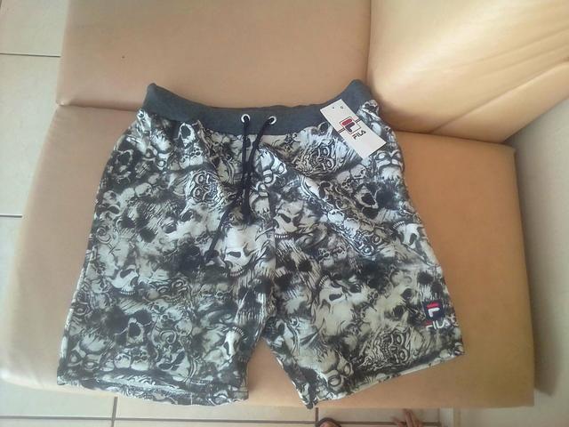 Shorts moletom 30$