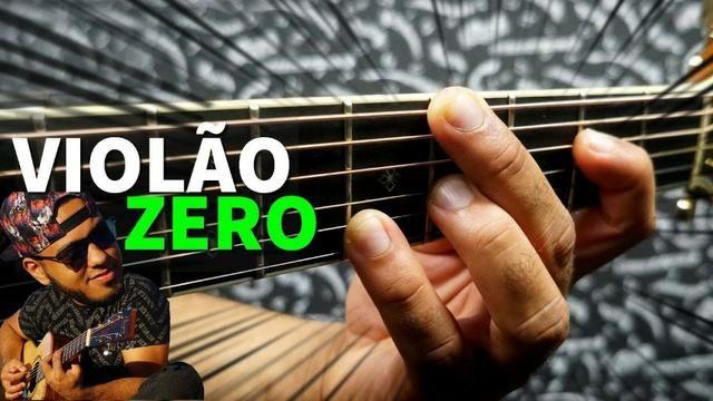 Aprenda Violão do ZERO ( video aulas ) com certificado