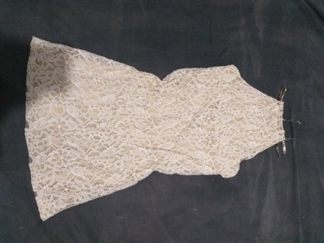 Vestido de renda 10 reais - Foto 2