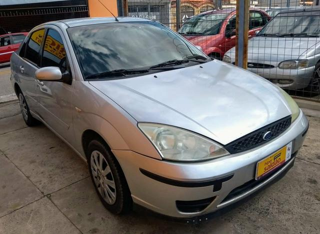 Ford Focus Sedan 2007 1.6 Completo Sem entrada + 48x 499,00