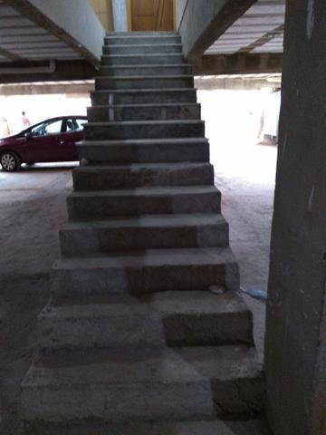 ALugo ao de 2qts sala conzinha com garagem 1.000.00reais - Foto 7