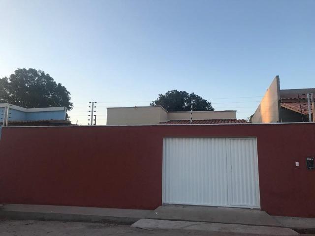 Casa nova no Bairro Mateuzinho, 03 Quartos, terreno 10,00 x 20,00, Financia