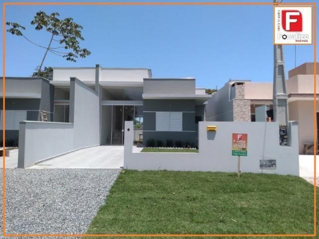 Casa à venda com 3 dormitórios em Itapoá, Itapoá cod:2206