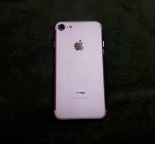 VENDO IPHONE 7, de 128G (OPORTUNIDADE!!!) - Foto 2