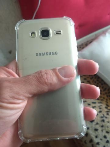 Samsung J5 16giga capinha e pelicula