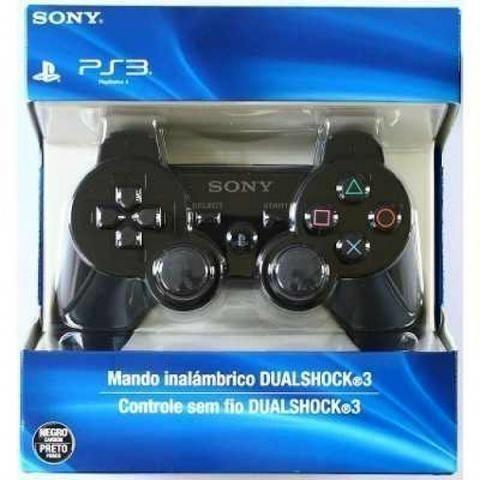 Promoção Controle Ps3 Sony Lacrado, Pronta Entrega