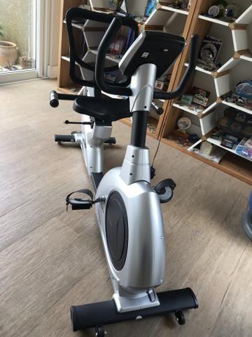 Bicicleta Ergométrica Kikos Horizontal KR 9.1 Bivolt