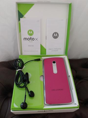 Vendo ou troco Moto X Play 32gb - Foto 4