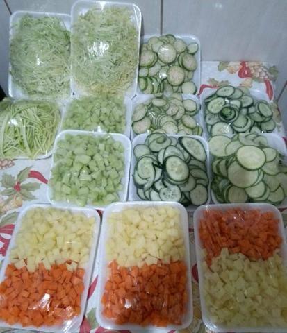 R&D bandejas!Legumes, verduras e frutas higienizados e processados!!! - Foto 5