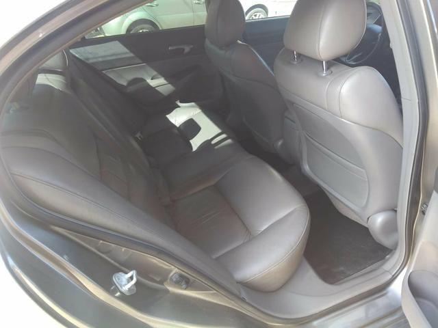 New Civic 2007 com couro e GNV