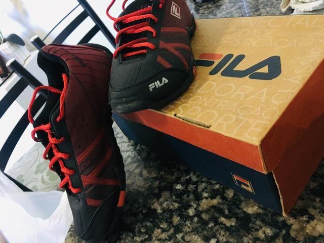 Tênis original fila  tamanho 36 - Roupas e calçados - Jardim do Vale ... c642594b861c8