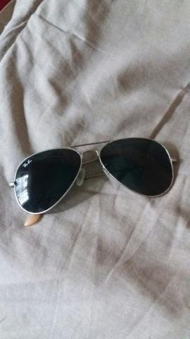 d9975deb2 Óculos rayban aviador antigo com case peça vintage anos 1980 ...