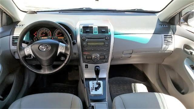 Toyota Corolla 2012 Tenha o seu com 10mil mais Mensais de 668,00 - Foto 3