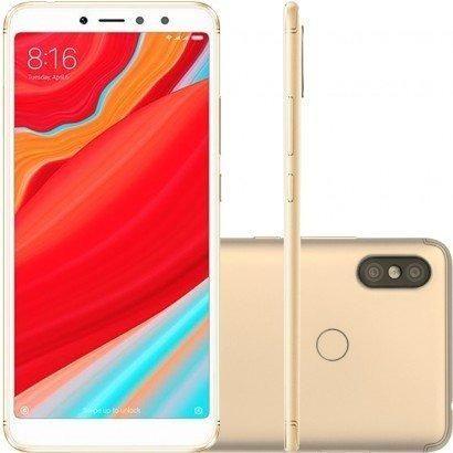 Smartphone xiaomi s2 32gb 3gb ram dourado