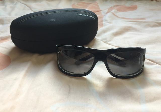 ca4fbb12d Óculos de Sol Masculino Chilli Beans Fibra de Carbono Original ...