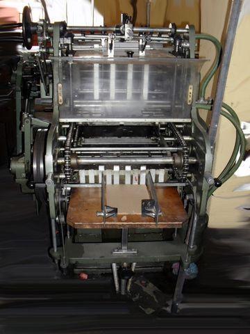Impressora automática