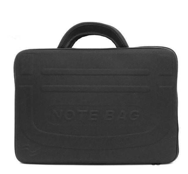 Capa Para Notebook 15,6 Preta Com Alça - Loja Natan Abreu - Foto 2
