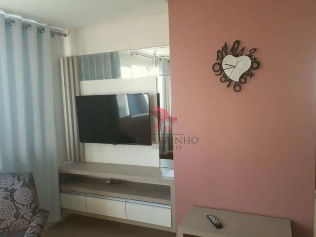 Apartamento com 2 dormitórios à venda, 90 m² por R$ 646.600,00 - Praia Grande - Torres/RS - Foto 5