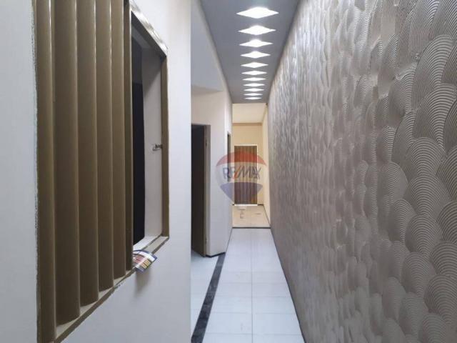 Casa com 2 dormitórios para alugar por R$ 500,00/mês - Tiradentes - Juazeiro do Norte/CE - Foto 6