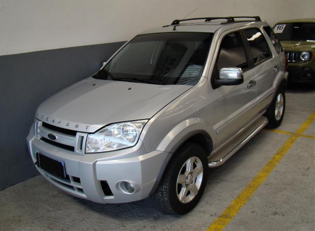 Ford EcoSport Ecosport XLT 1.6 (Flex) FLEX MANUAL
