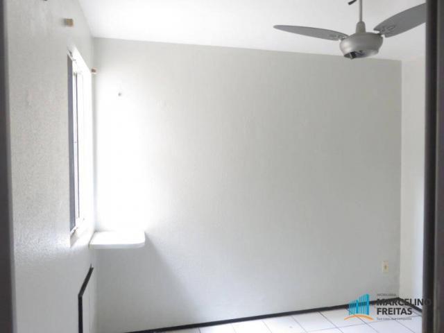 Apartamento com 2 dormitórios para alugar, 45 m² por R$ 909,00/mês - Parque Tabapua - Cauc - Foto 9