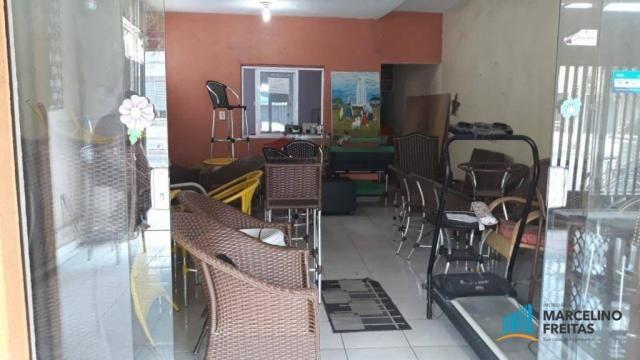 Casa com 3 dormitórios à venda, 196 m² por R$ 350.000,00 - Jacarecanga - Fortaleza/CE - Foto 12