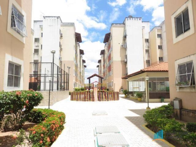 Apartamento com 2 dormitórios para alugar, 45 m² por R$ 909,00/mês - Parque Tabapua - Cauc - Foto 18