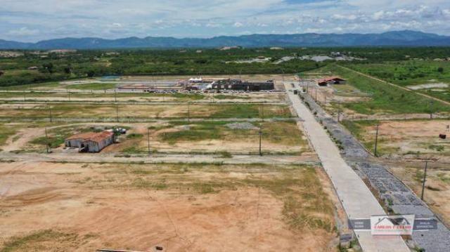 Terreno à venda, 324 m² por R$ 100.000 - Morada Do Sol - Patos/PB - Foto 20