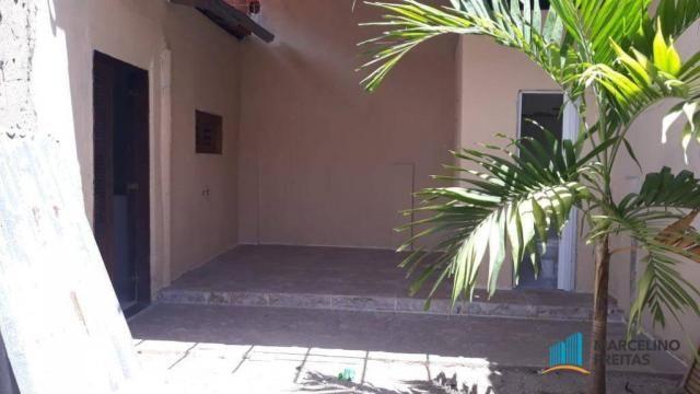 Casa com 3 dormitórios à venda, 196 m² por R$ 350.000,00 - Jacarecanga - Fortaleza/CE - Foto 3