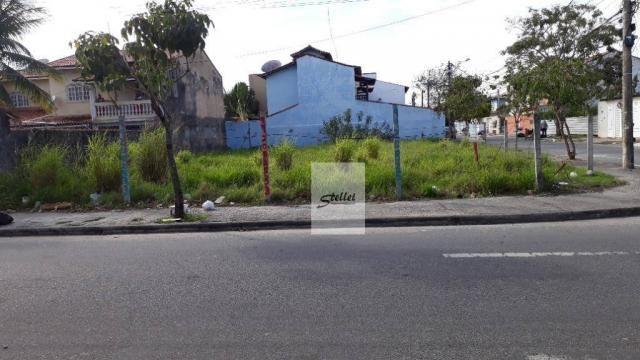 Terreno à venda, 550 m² por R$ 480.000 - Jardim Mariléa - Rio das Ostras/RJ