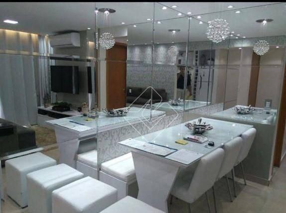 Apartamento à venda, 58 m² por R$ 300.000,00 - Residencial Tocantins - Rio Verde/GO