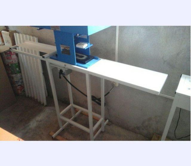 Máquina para fabricação de chinelo automático - Foto 2