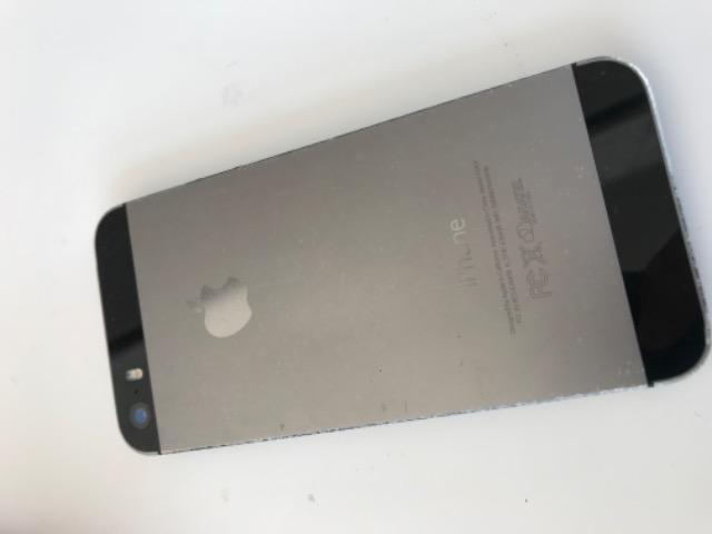IPhone 5s prata/preto Funcionando - Foto 2