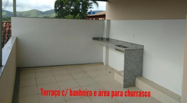 Vendo 4 casas - Bom Jesus do Itab./RJ - Foto 14