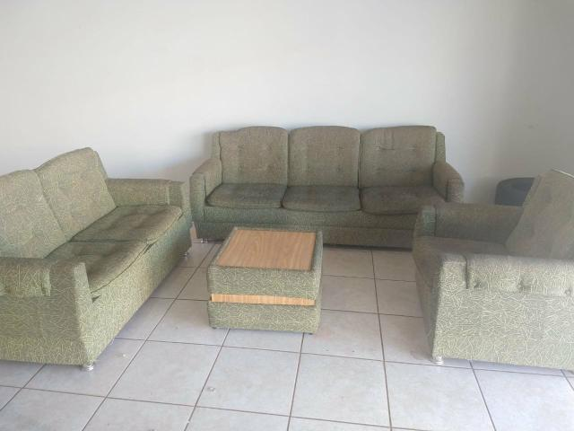 Conjunto de Sofá Usado - Móveis - Rancharia 721726670 | OLX
