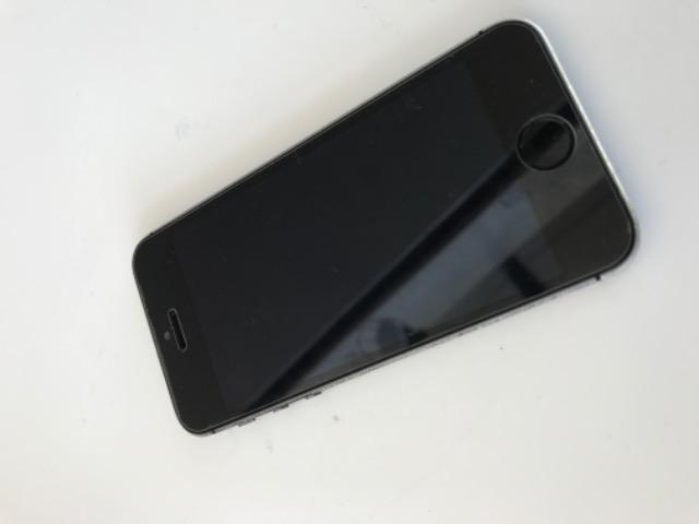 IPhone 5s prata/preto Funcionando