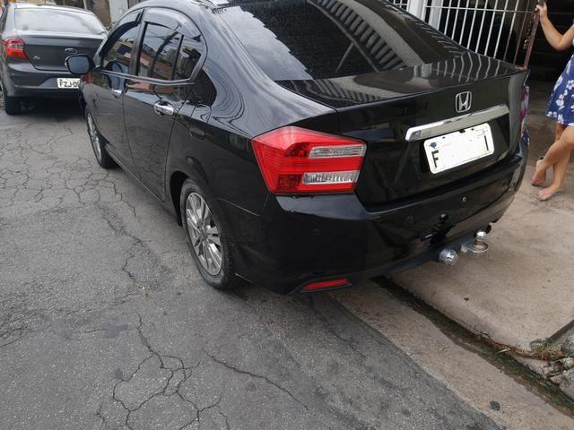 Honda city EX 2013 - Automático - Foto 3
