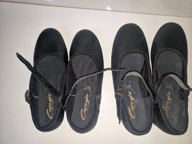 Sapato sapateado dança capezio 28 e 31 entrega gratuita